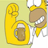 Homers Simpson Beer